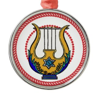 Jesse Harpl Ornament #1 ornament