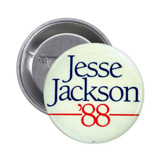 Jesse Jackson - botón