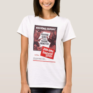 Jesse James Frankenstein Daughter female T-shirt