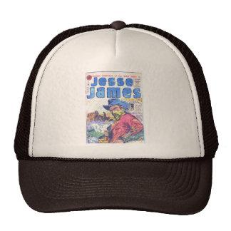 Jesse James Outlaw Mesh Hats