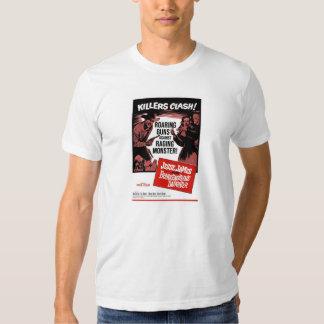 Jesse James resuelve la camiseta de la hija de Remeras
