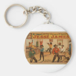 Jesse James, 'This Money Belongs to me' Vintage Th Keychain