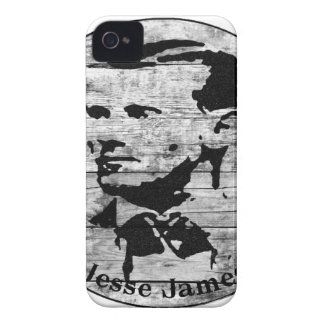 Jesse James Vintage Photo iPhone 4 Cover