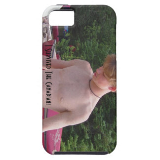 Jesse Sandy Beach Case (I Survived the canadian) iPhone 5 Covers