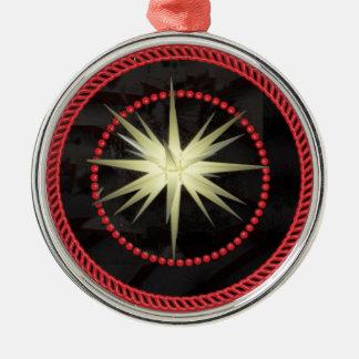 Jesse Star Ornament #1