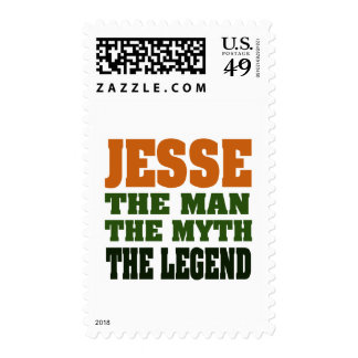 Jesse - the Man, the Myth, the Legend! Postage