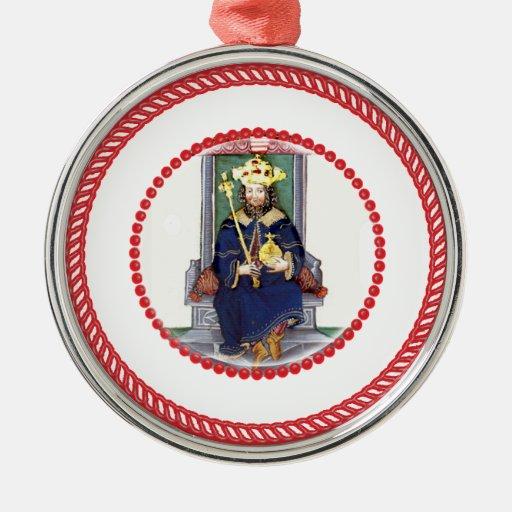Jesse Tree Scepter Ornament #1