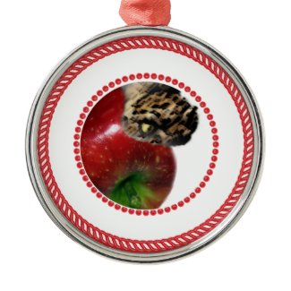 Jesse Tree Serpent Ornament ornament
