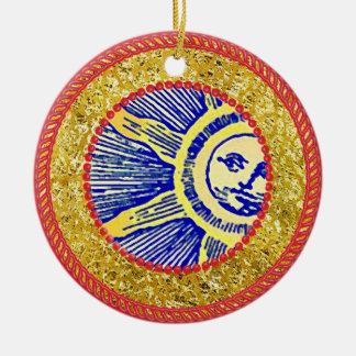 Jesse Tree Sun Ornament #3