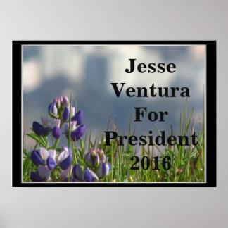 Jesse Ventura 2016 Poster