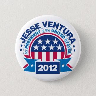 Jesse Ventura for President 2012 Button