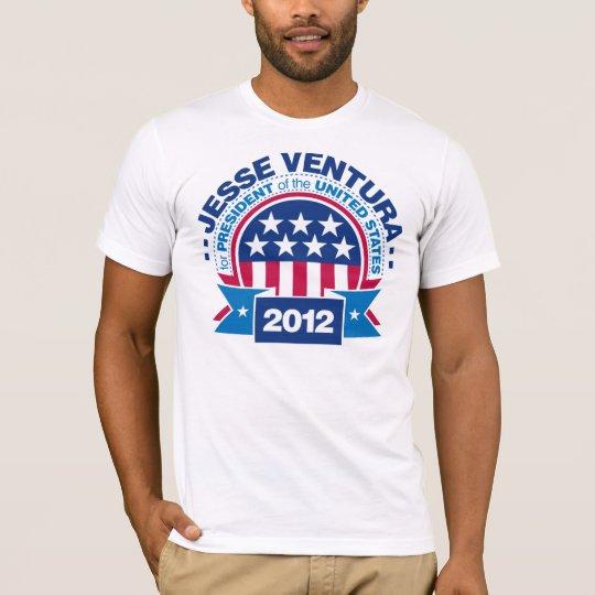 Jesse Ventura for President 2012 T-Shirt