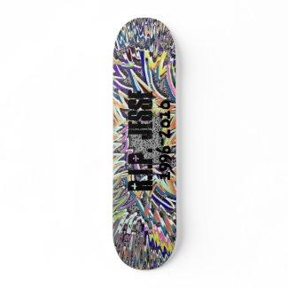 Jesse Version 14 skateboard