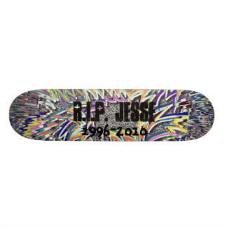 Jesse Version 14 Skate Deck