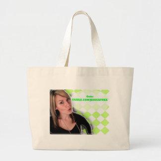 Jessica Foxx Large Tote Bag