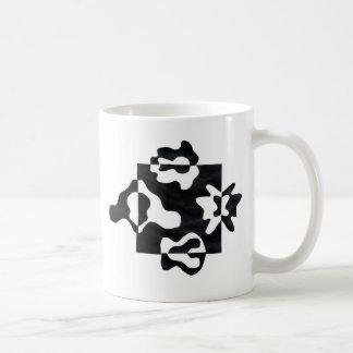 Jessica Gaddy Classic White Coffee Mug