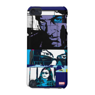 Jessica Jones Comic Panels iPod Touch (5th Generation) Case