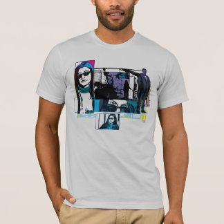 Jessica Jones Comic Panels T-Shirt