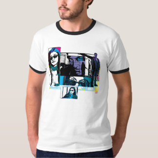 Jessica Jones Comic Panels T-Shirt