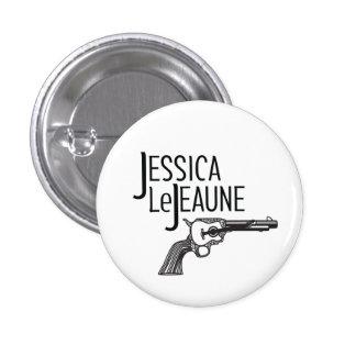Jessica Le Jeaune Button