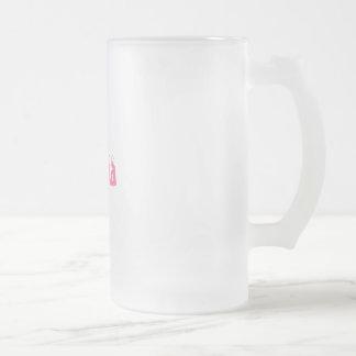 Jessica-Name Style-Frosted Mug