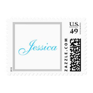 Jessica Postage Stamp