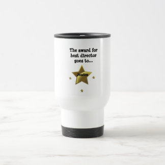 JESSICA The Award For Best Director Mugs