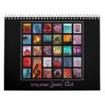Jessie' Art Calendar 2014 - Artworks from 2013