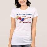 Jessie Graff Ninja Shirt
