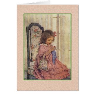 Jessie Wilcox Smith artwork. Greeting Cards