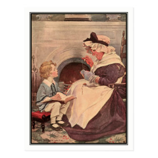 Jessie Willcox Smith - David Copperfield Post Cards