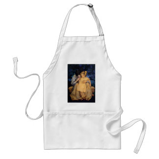 Jessie Willcox Smith Mother and Child Mother's Day Adult Apron