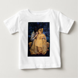 Jessie Willcox Smith Mother and Child Mother's Day Baby T-Shirt