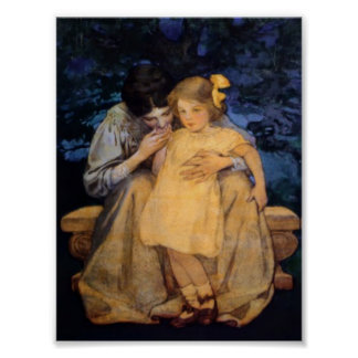 Jessie Willcox Smith Mother and Child Mother's Day Posters