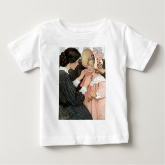 Jessie Willcox Smith Mother Child Mother's Day Baby T-Shirt