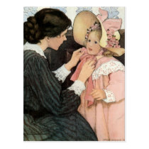 Jessie Willcox Smith Mother Child Mother's Day Postcard