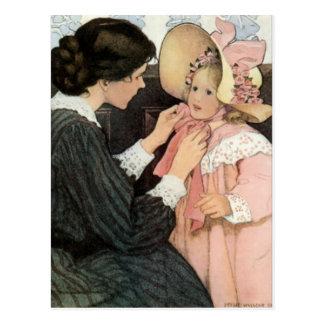 Jessie Willcox Smith Mother Child Mother's Day Postcard