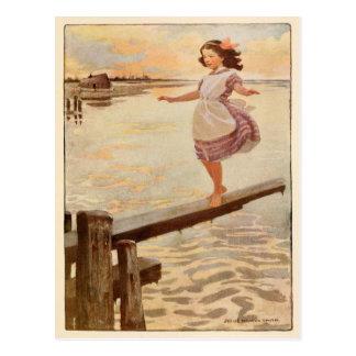 Jessie Willcox Smith Postcard Illustration