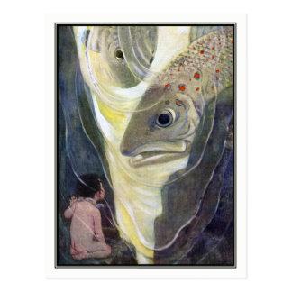 Jessie Willcox Smith - The Water-Babies Postcard