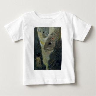 Jessie Willcox Smith Water Babies Baby T-Shirt