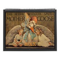 Jessie Willcox Smith's Mother Goose Calendar
