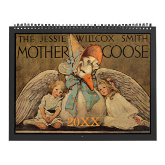 Jessie Willcox Smith's Mother Goose Calendar