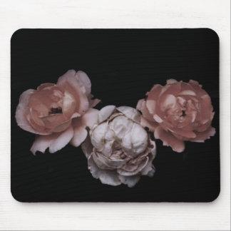 Jessmk Floral Keypad Mouse Pad