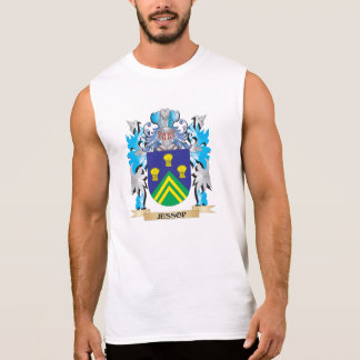 Jessop Coat of Arms - Family Crest Sleeveless Shirts