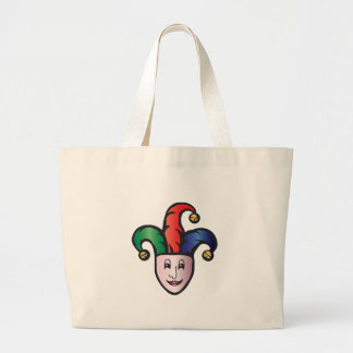 Jester Canvas Bags