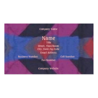 Jester Card Double-Sided Standard Business Cards (Pack Of 100)