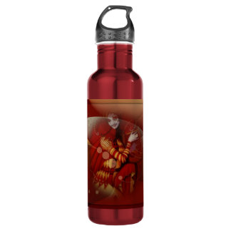 Jester Cause Stainless Steel Water Bottle