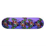 "Jester  ""Chain Of Fools"" #3 Custom Skate Board"