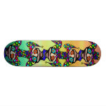 """Jester  """"Chain Of Fools"""" #4 Skateboards"""