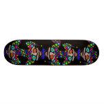 "Jester  ""Chain Of Fools"" #5 Skateboard Deck"